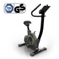 Epsylon Cycle Heimtrainer, 12 kg Schwungmasse, Riemenantrieb, schwarz Epsylon Cycle (Heimtrainer)