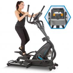 Helix Star MR Cross Trainer Bluetooth App 21kg Schwungmasse Helix Star MR - 21 kg