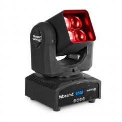 Matrix 22Z LED-Moving Head mit Zoom | 4 x 10 W 4-in-1-LEDs RGBW