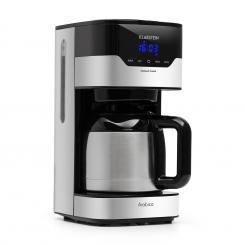 Kaffeemaschine Arabica 800W EasyTouch Control silber/schwarz 1,2 Ltr