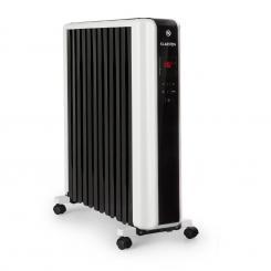 Thermaxx 2500 Ölradiator 2500W 5-35° C 24h-Timer weiß/schwarz 2500 W