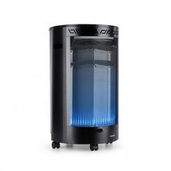 Bonaparte Fire Gasheizgerät 4200W ODS-System schwarz