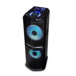"""Clubmaster 8000 Party-Audiosystem, bis zu 8000 Watt P.M.P.O, 2 x 10"""" Woofer"""