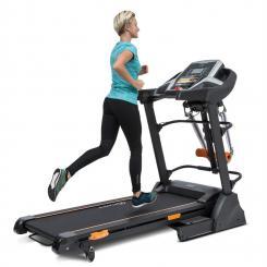 Highflyer FX2 Advanced Laufband 2,5 PS selbstschmierend Massagesystem FX2 Advanced (mit Massagemodul)