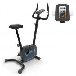 Myon Cycle Heimtrainer 12kg Schwungmasse SmartCardio Studio weiß Schwarz