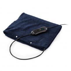 Dr. Watson Heatzone L Heiz-Pad 100W 65x40cm MicroPlush dunkelblau Dunkelblau