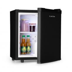 Silent Cool Kühlschrank 30l Arctic-Fox Cooling A+ schwarz Schwarz