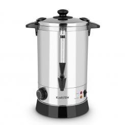 Geysir Getränkekocher, ca. 30 Tassen, 30 – 110 °C, Edelstahl 30 Tassen