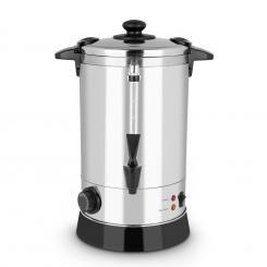 Geysir Getränkekocher, ca. 40 Tassen, 30 – 110 °C, Edelstahl 40 Tassen