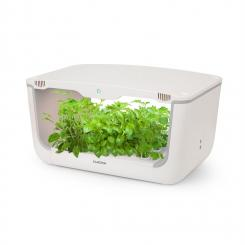 GrowIt Farm Smart Indoor Garden 28 Pflanzen 48W LED 8 Liter 28 Pflanzen