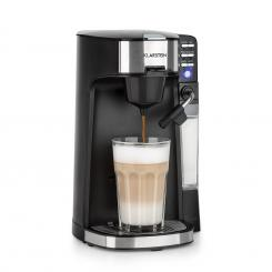 Baristomat 2-in-1-Vollautomat Kaffee & Tee Milchschaum 6 Programme
