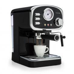 Espressionata Gusto Espressomaschine 1100W 15 Bar Druck schwarz