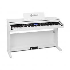 Subi 88 MK II Keyboard 88 Tasten MIDI USB 360 Klänge 160 Rhythmen weiß Weiß