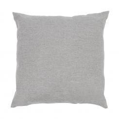 Titania Pillow Kissen Polyester wasserabweisend hellgrau meliert Hellgrau