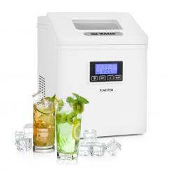 Clearcube LCD Eiswürfelmaschine Klareis 15-20kg/24h weiß