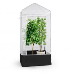Plant Palace X1 Gewächszelt 100x220x100cm Stahlrohr PVC-Gitterfolie 100 cm