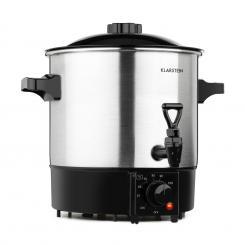 Biggie Eco Einkochautomat & Getränkespender 1000W 30-100°C Zapfhahn 9l