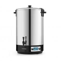 KonfiStar 50 Digital Einkochautomat Getränkespender 50L 100°C 180min Edelstahl 50 Ltr