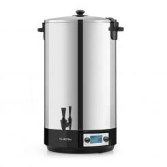 KonfiStar 60 Digital Einkochautomat Getränkespender 60L 100°C 180min Edelstahl 60 Ltr