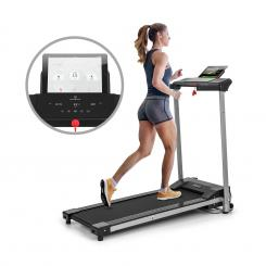Treado Active Laufband 1 PS 10 km/h 36x100 cm Bluetooth Touch-Display