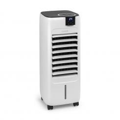 Sonnendeck Luftkühler 65W 8h-Timer Fernbedienung weiß