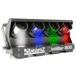 IntiBar800 4-Head Barrel 4 x 10W LEDs DMX