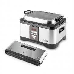 Tastemaker Foodlocker Sous-vide Set Schongarer Slow Cooker 6l 550 W