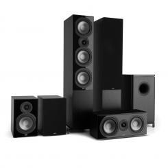 Reference 851 5.1-Soundsystem schwarz inkl. Cover schwarz