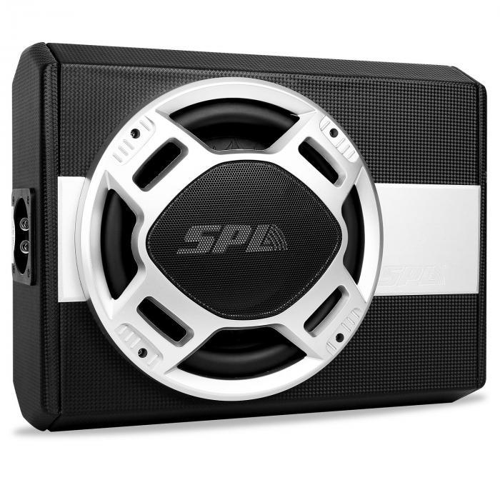 "SPL 25cm (10"") Subwoofer Bassbox Passief Plat 600W"