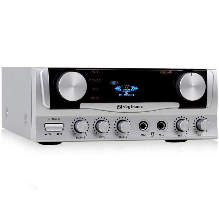 Amplificatore hi fi Karaoke 400W
