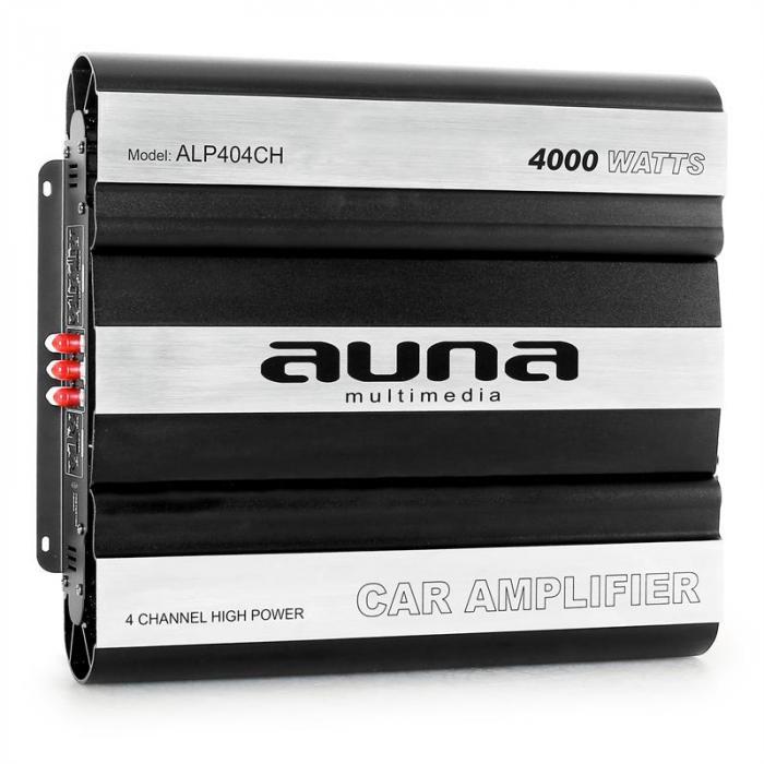 4000W 4 kanaals MOSFET eindversterker auto