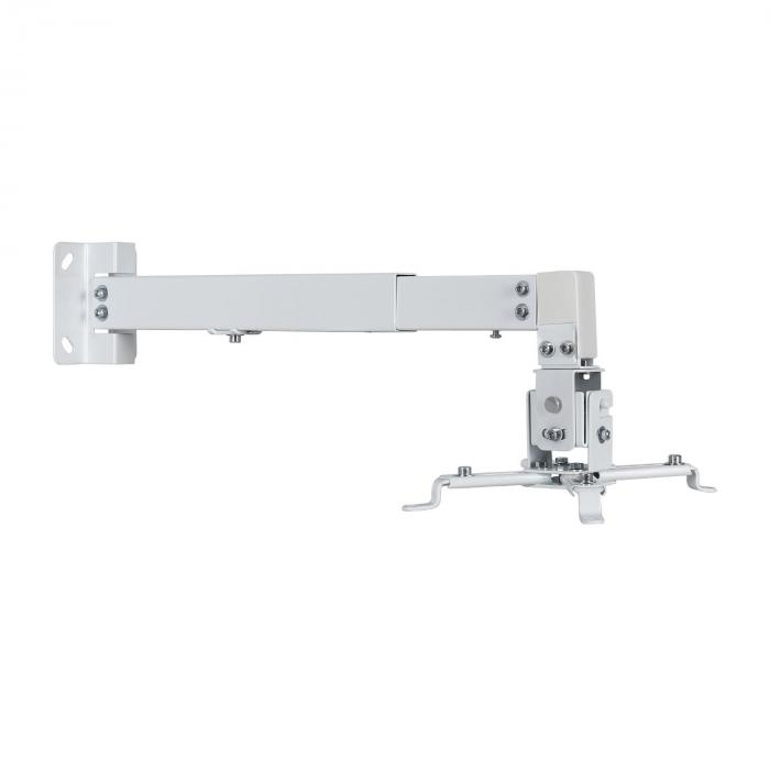 Electronic-Star Regulowany uchwyt do projektora ścienny/sufitowy