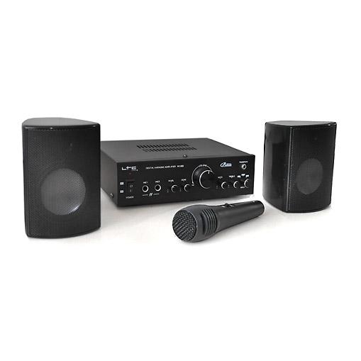 Karaoke-Star1 Karaoke-Anlage Verstärker Endstuf...