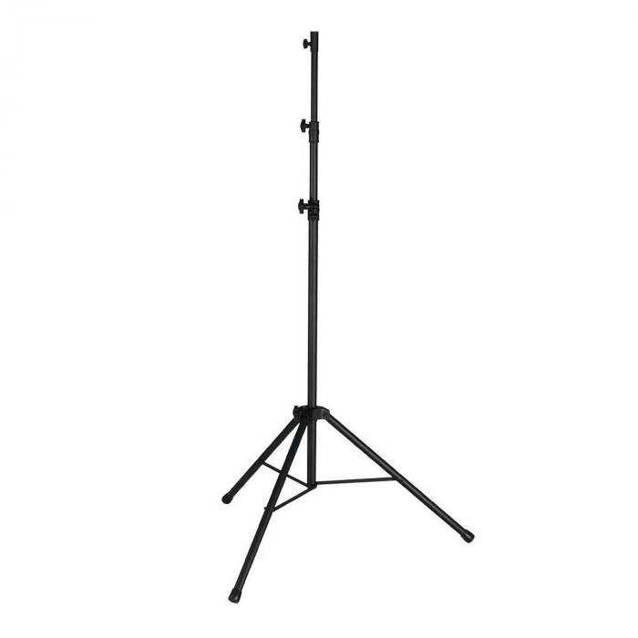 Collapsible Tripod Dj Disco Light Stand - 45kg Load