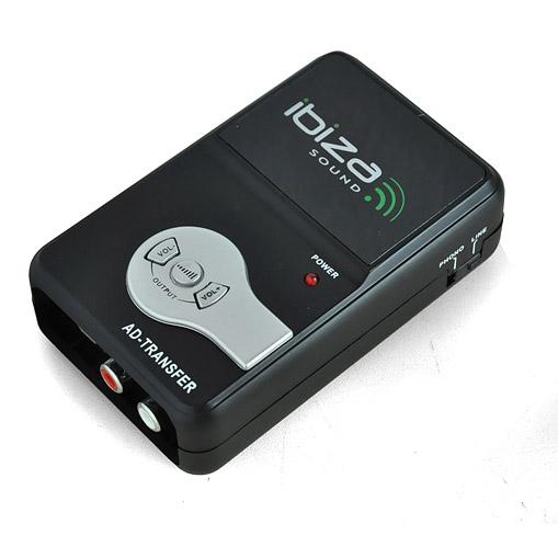 Analogisesta digitaaliseen nauhoitin USB tietokone MP3