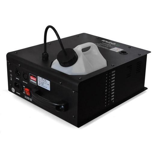 macchina del fumo 2 vie 1500W con telecomando