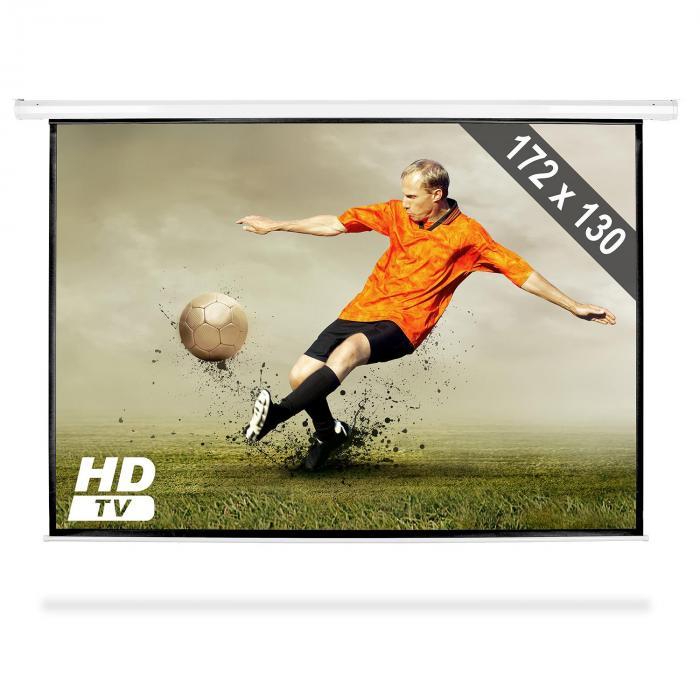 Parete di proiezione172x130 cm HDTV 4:3