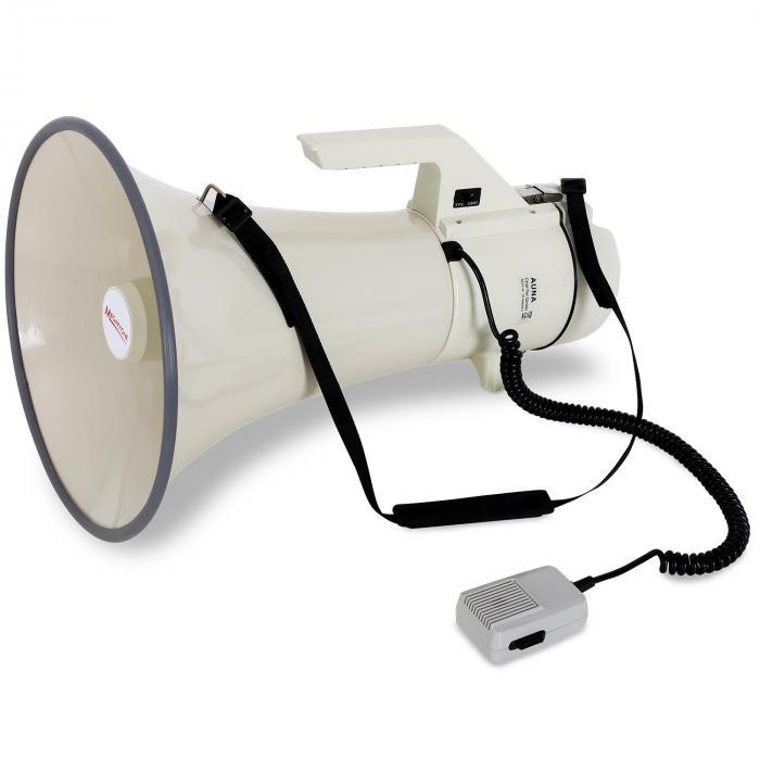 Bull horn Megaphone Pro 1600 meter range