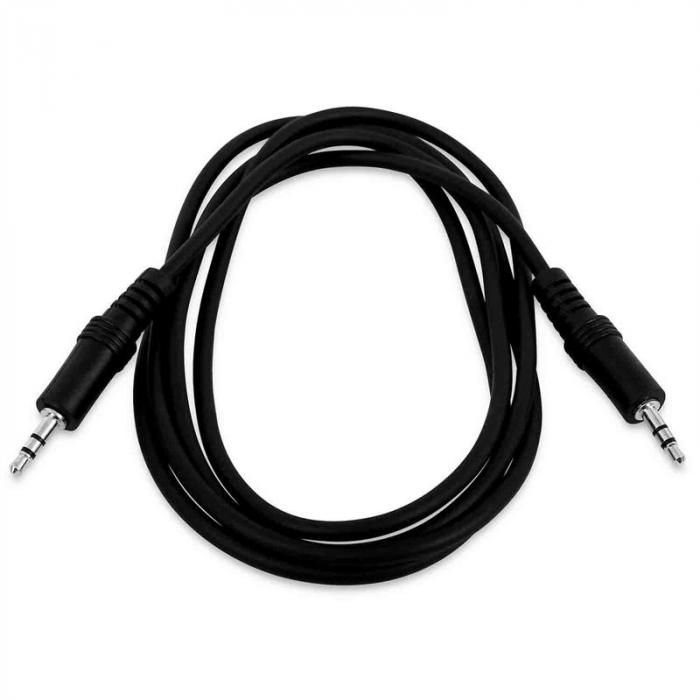 3.5mm Jack to 3.5mm Jack Cable Auxiliary Connection for PC, iPods, Laptops