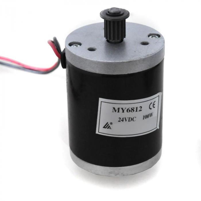 Electronic-Star Reserv-Motor till Elektroscooter Serien V6 100W