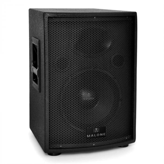"""Actieve PA luidspreker 25cm (10 """") Auna 300W RMS"""