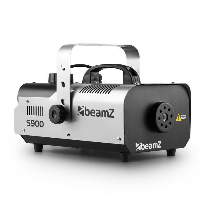 Beamz S900, wytwornica mgły, plus 5 l płynu