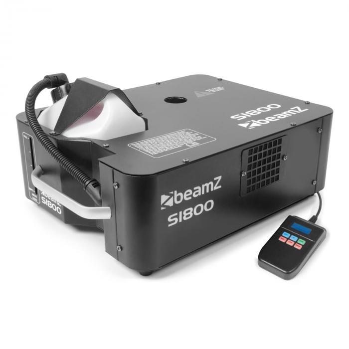 S1800 macchina per la nebbia DMX 1800W 600m³/min
