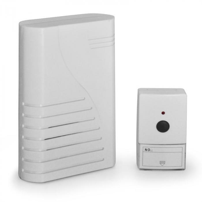 Campanello wireless 100 metri 2 suoni