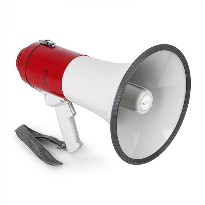 Megáfono con micrófono de condensador25W 600m