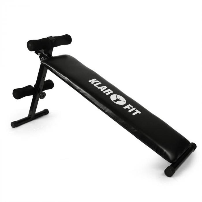 Trainingsbank Situps-Heimtraining flach <160kg
