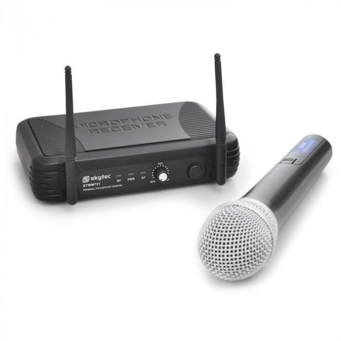 STWM721 UHF-Funkmikrofon-Set 1 Kanal 1 Mikrofon