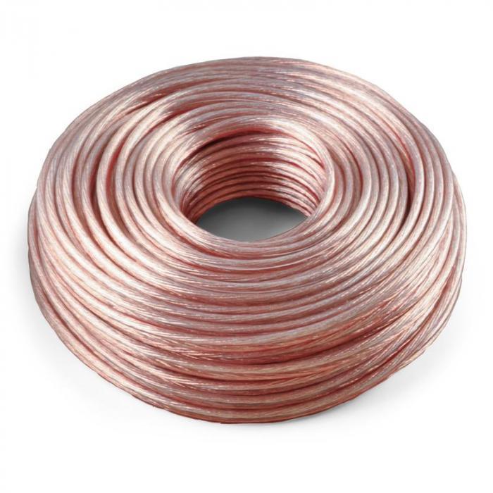 Electronic-Star Kabel do głośników 2 x 1,5 mm² 25 metrów