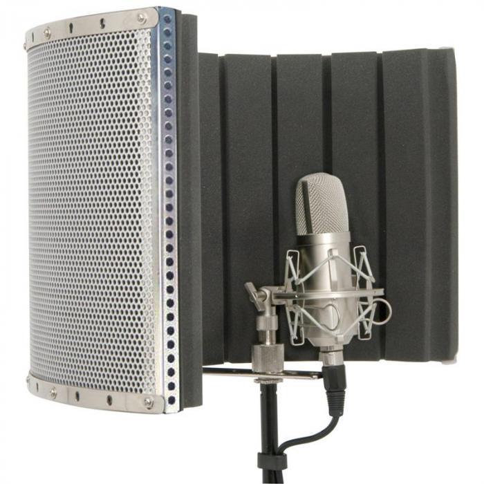 Chord 188.205 Przenośny tłumik studyjny do mikrofonu,