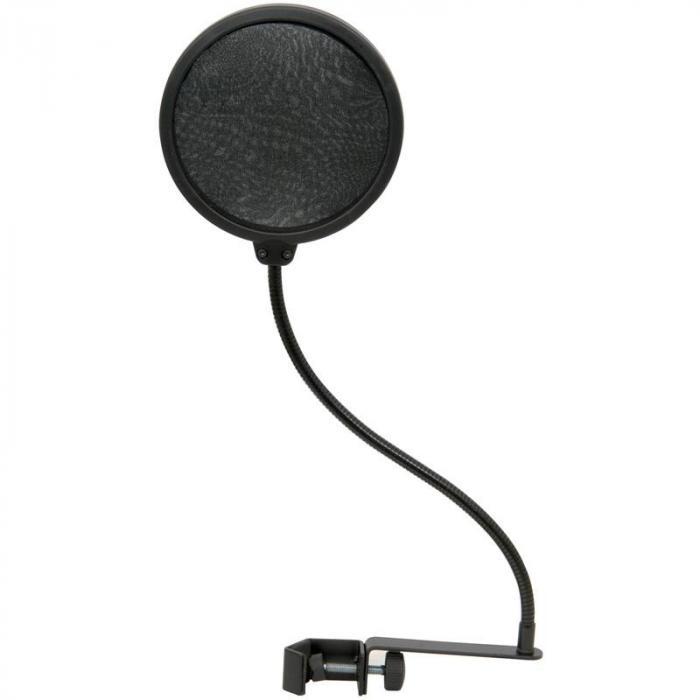 188.004 schermatura per microfono Pop-Up 12,5 cm